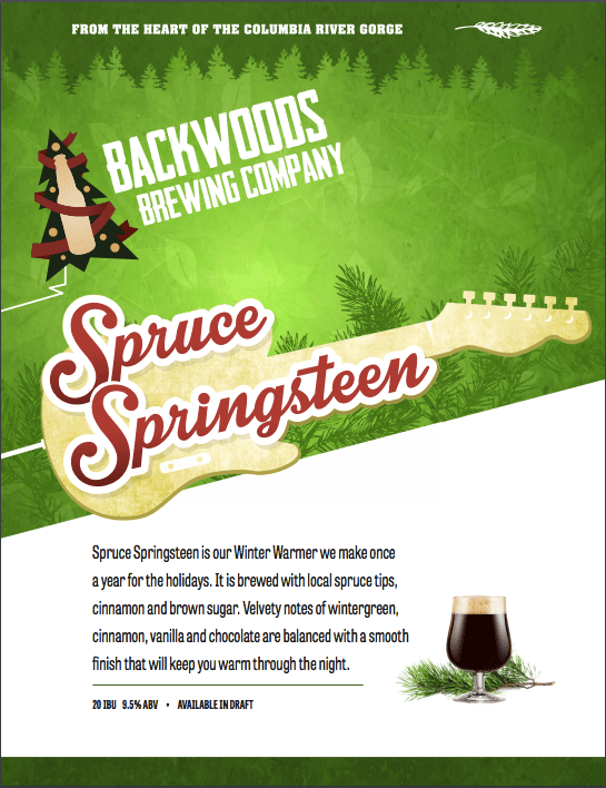 spruce springsteen - click to download PDF