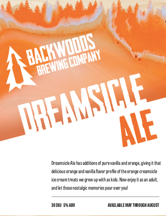 dreamsicle ale - click to download PDF