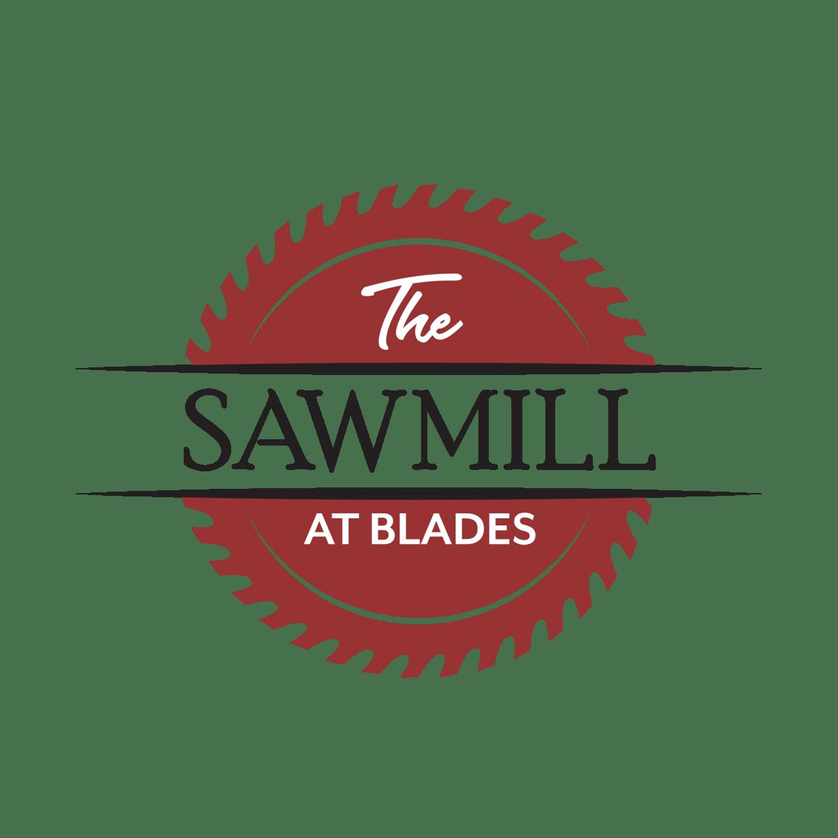 blades diner logo