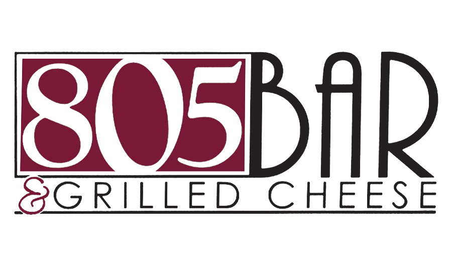 805 bar & grilled cheese logo