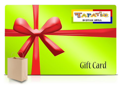 tapatio gift card