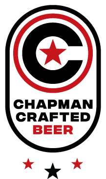 crafted beer logo - three year