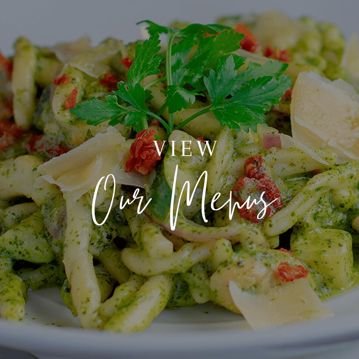 view our menus