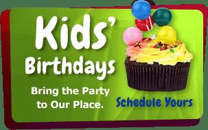 kids birthday graphic