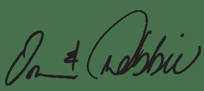 don and deb signature