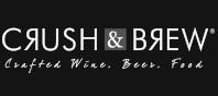 crush & brew logo