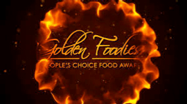 golden foodies - people's choice food award