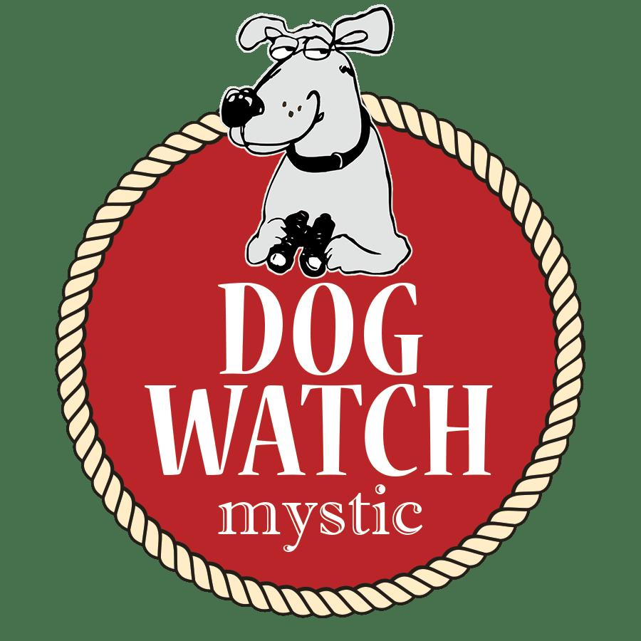 dog watch mystic logo