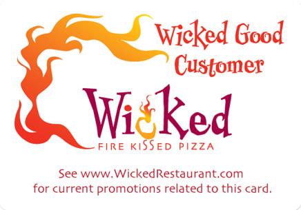 Wicked Good Customer Card