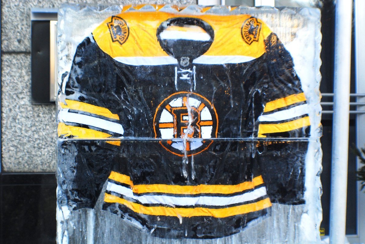 jersey in ice