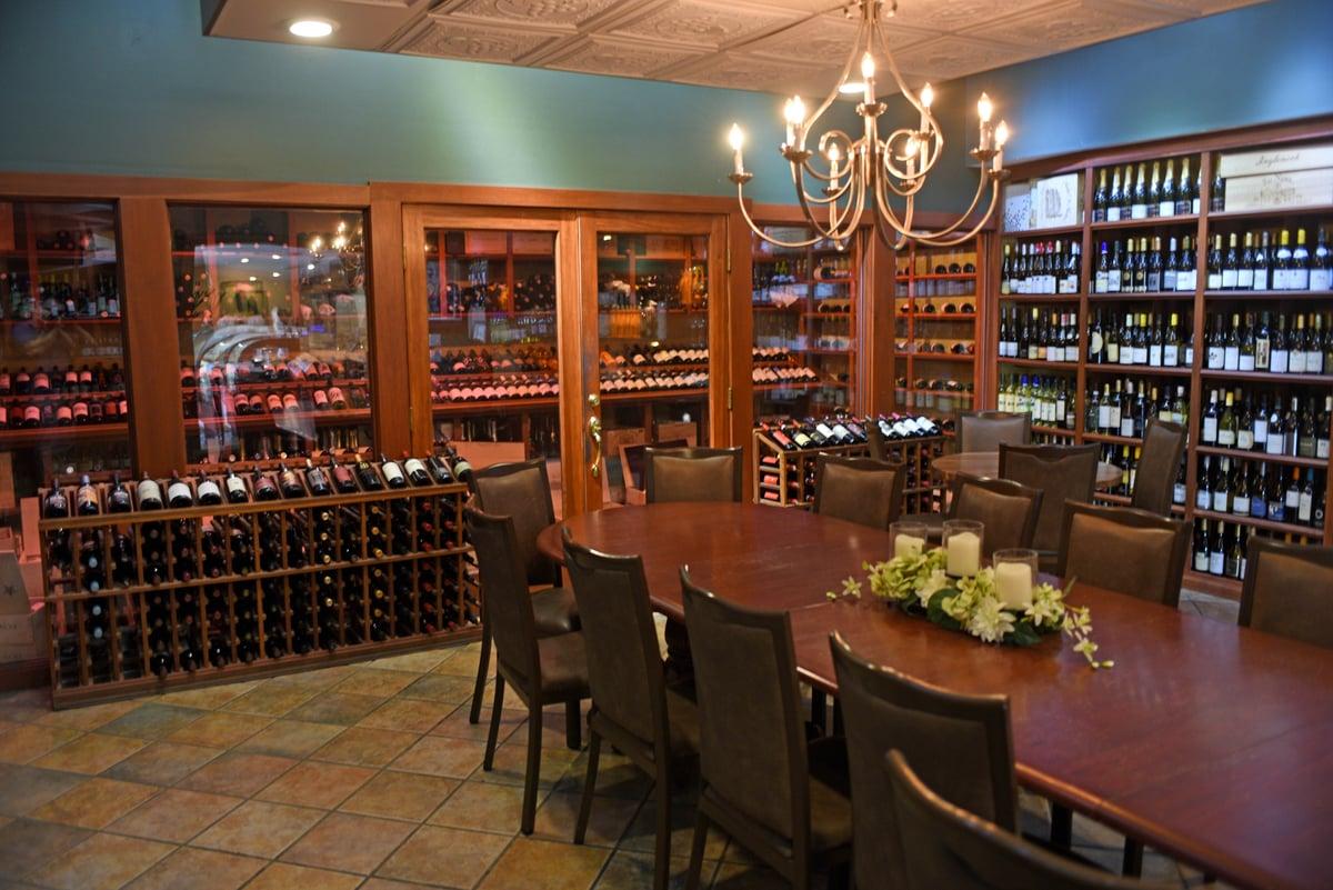 Photo of Wine Room