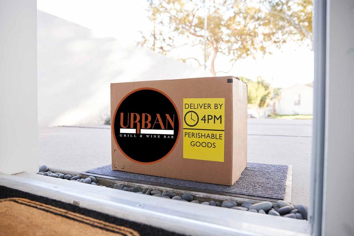 groceries delivered to your door