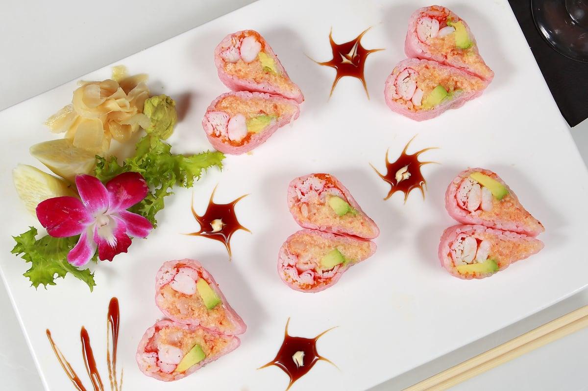 pink lady rolls