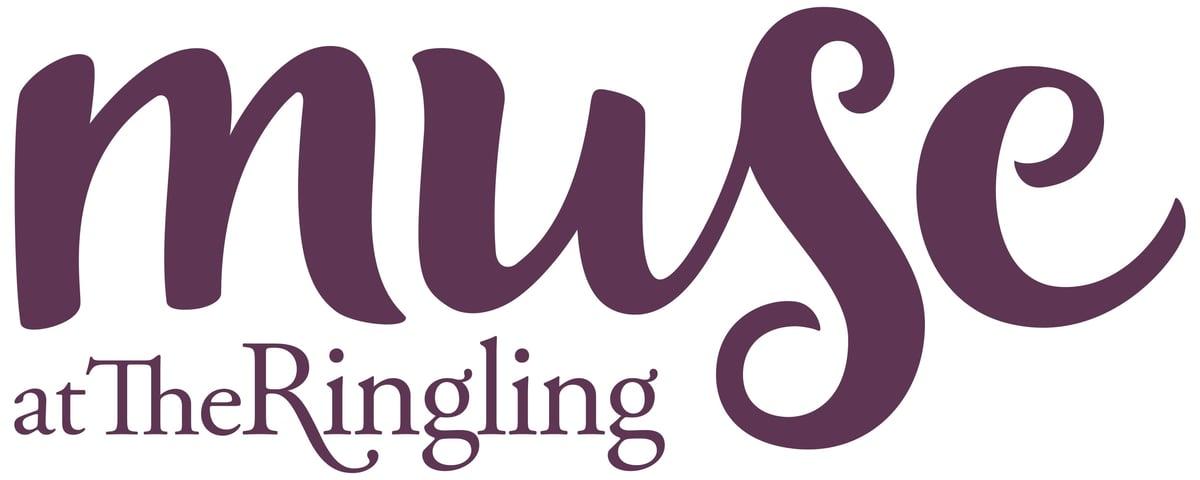 muse at the ringling logo