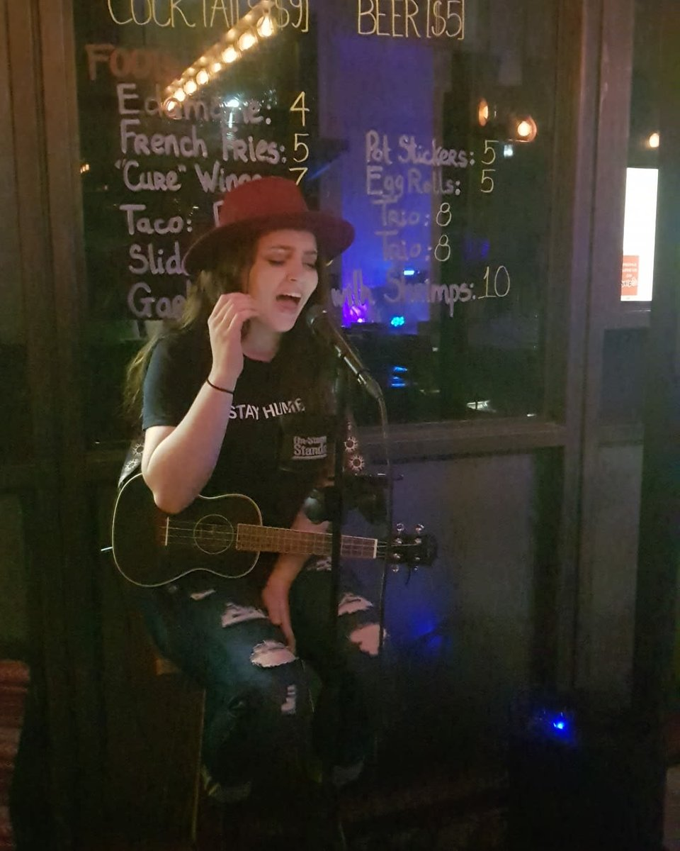 Saturday Night Live Music with Kayla Renee DEC.21.19 at 7:00PM