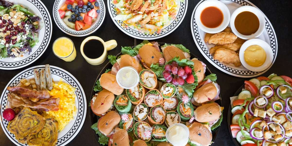Mel and Ernie's Catering