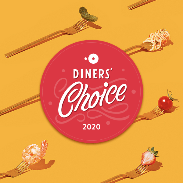 diners' choice opentable 2019