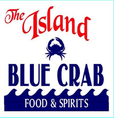 the island blue crab