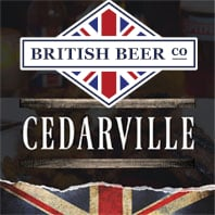 British Beer Company Cedarville