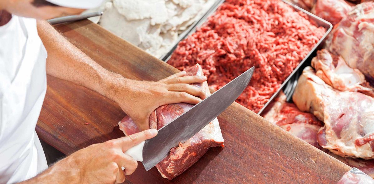 meat cutting