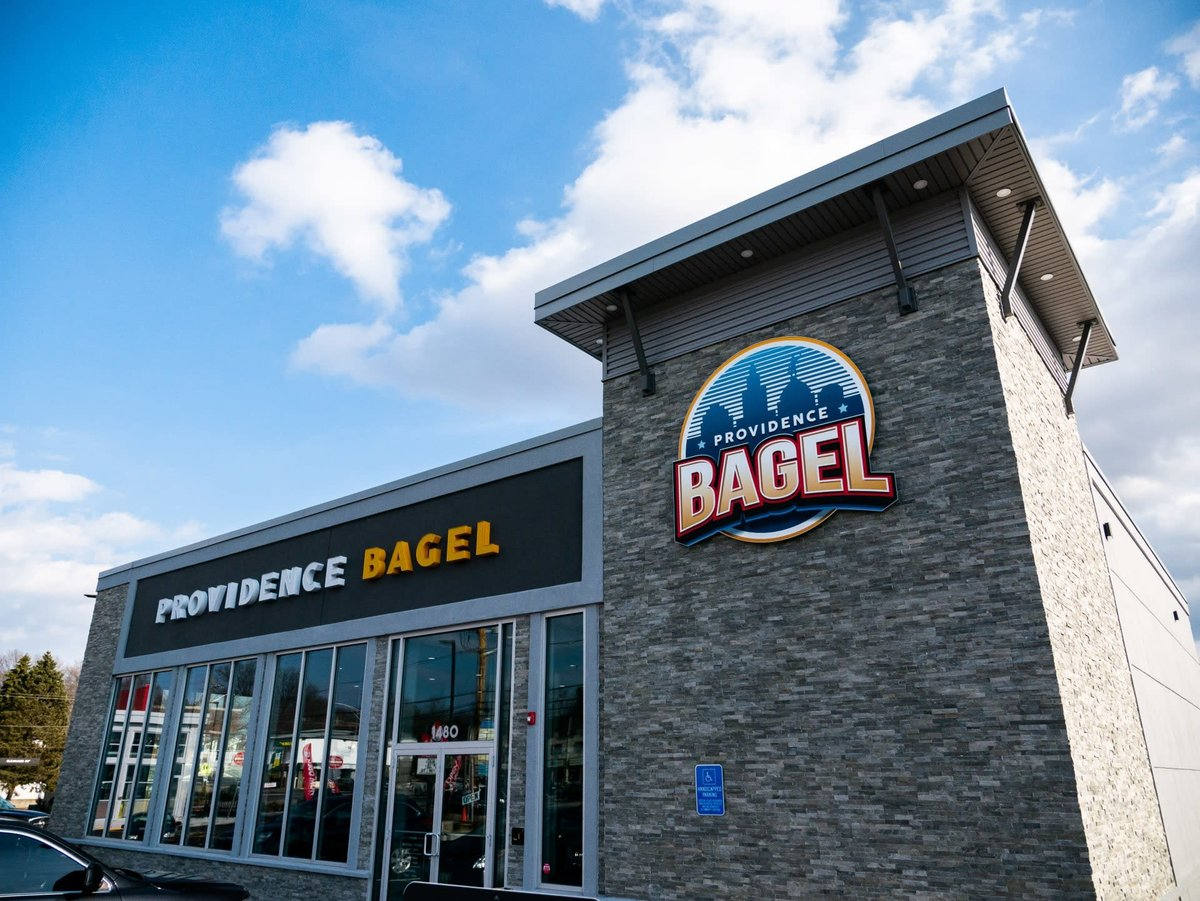 providence bagel exterior