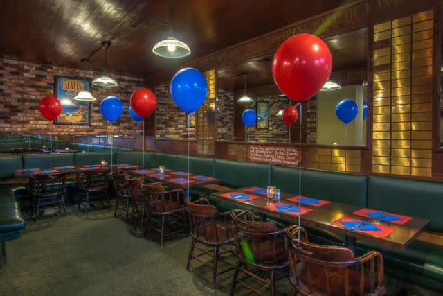 Naples Rib Company Banquet Room