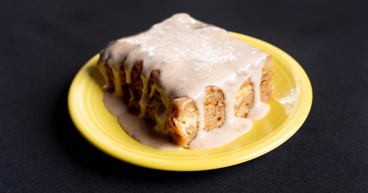 Homemade Bread Pudding - Dine In Menu - The Legendary Barn ...