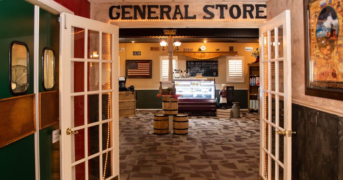 General Store - The Legendary Barn Door Steakhouse - Steak ...