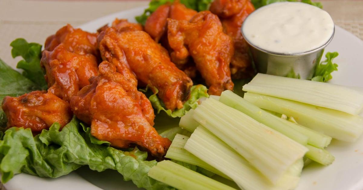 Buffalo Chicken Wings Lunch Dinner Lulu S Restaurant