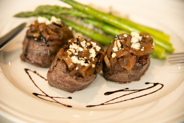 Blazer Steak Medallions