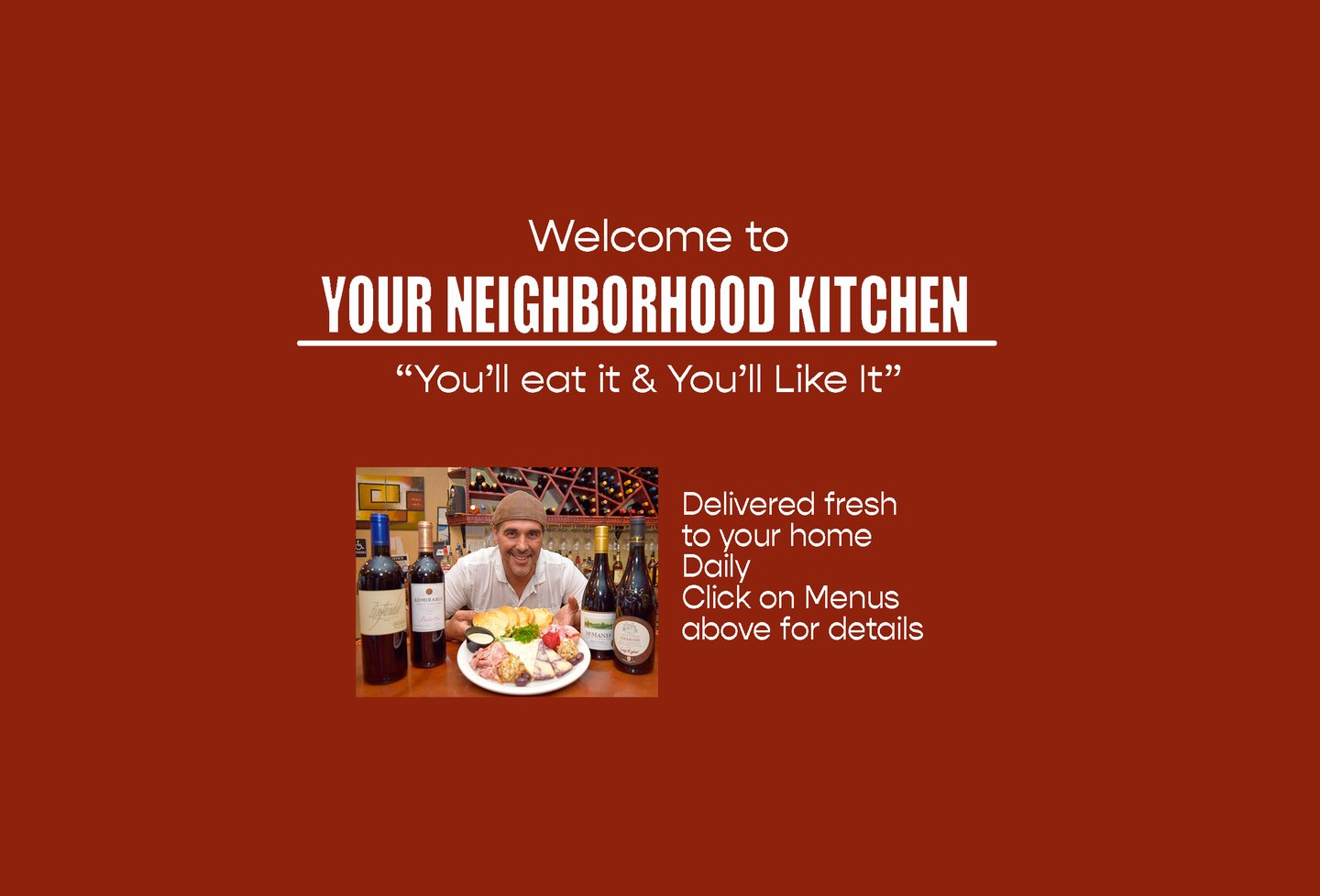 Your Neighborhood Kitchen