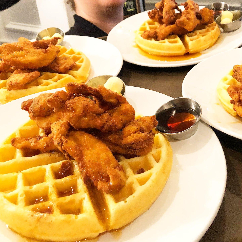 Chix waffles