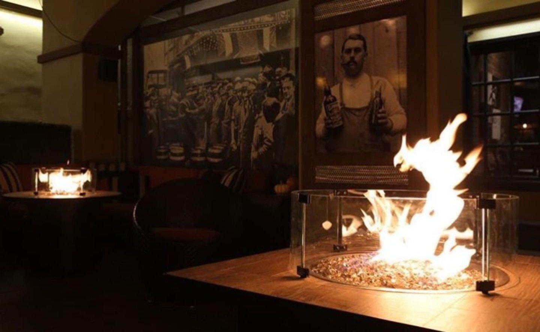 interior fire & decor