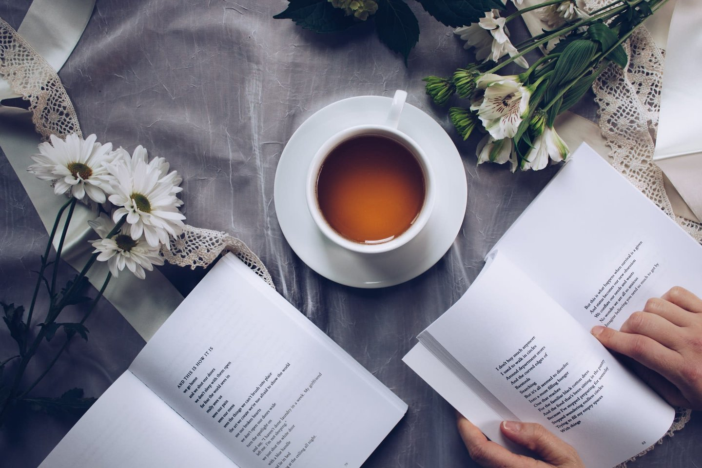 tea and reading