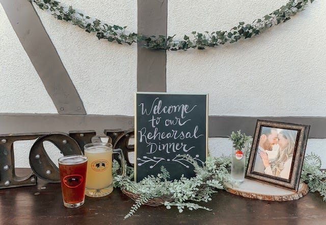 Bring your own decor!
