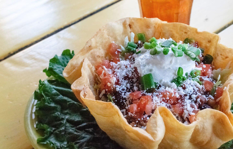 taco salad south