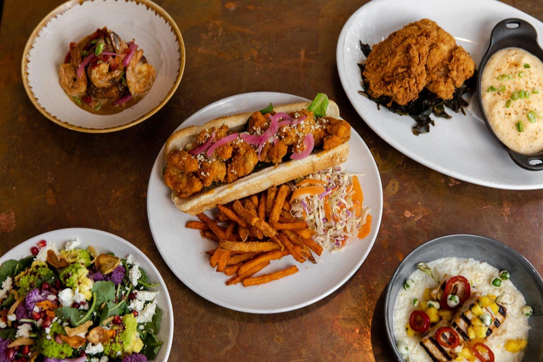 Shango food
