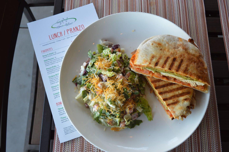 Lunch / Pranzo