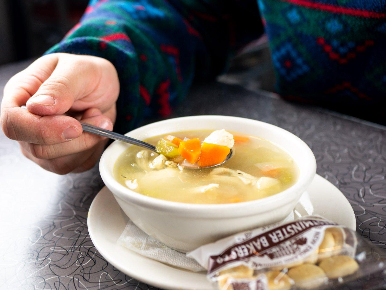 chicien soup