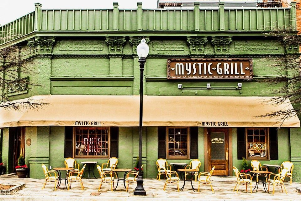 Mystic Grill Temporarily Closed