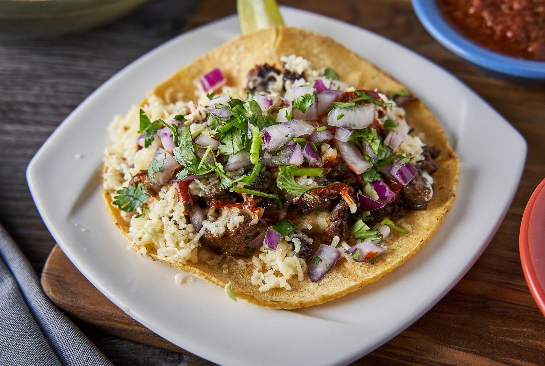 Californian taco