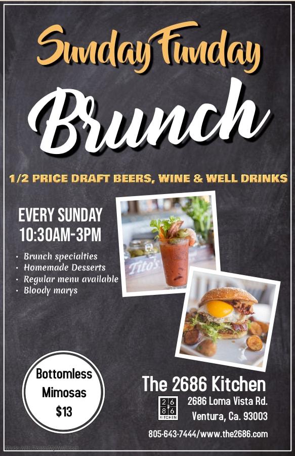 Sunday Funday Brunch