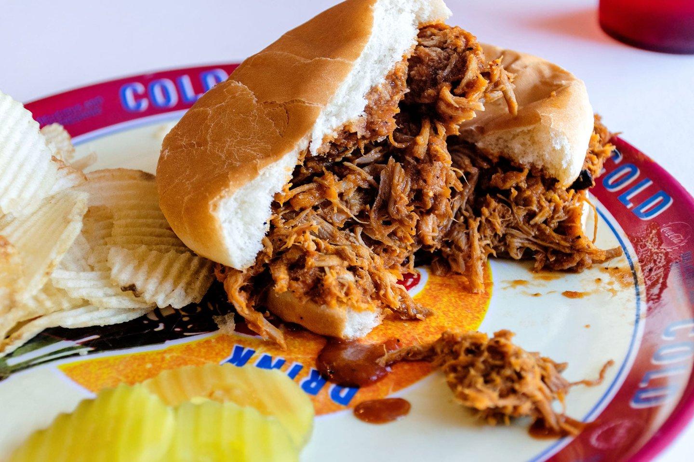 bbq sandwich