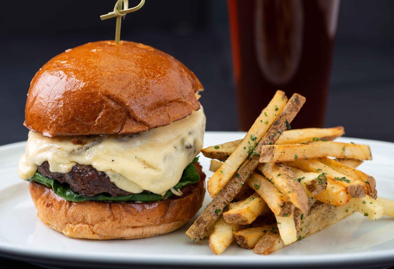 taphouse signature burger