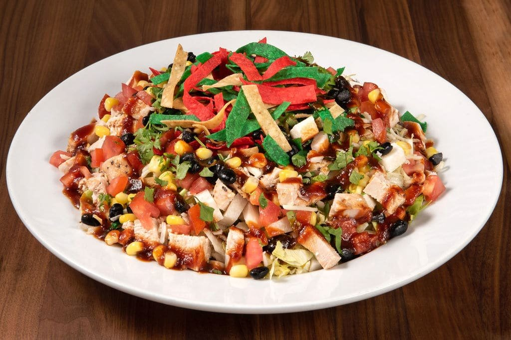 BBQ Chopped Salad