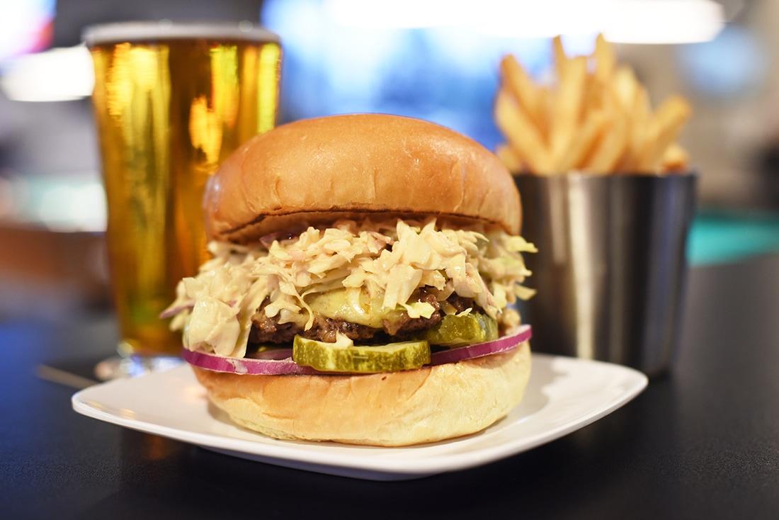 The Breakroom Burger