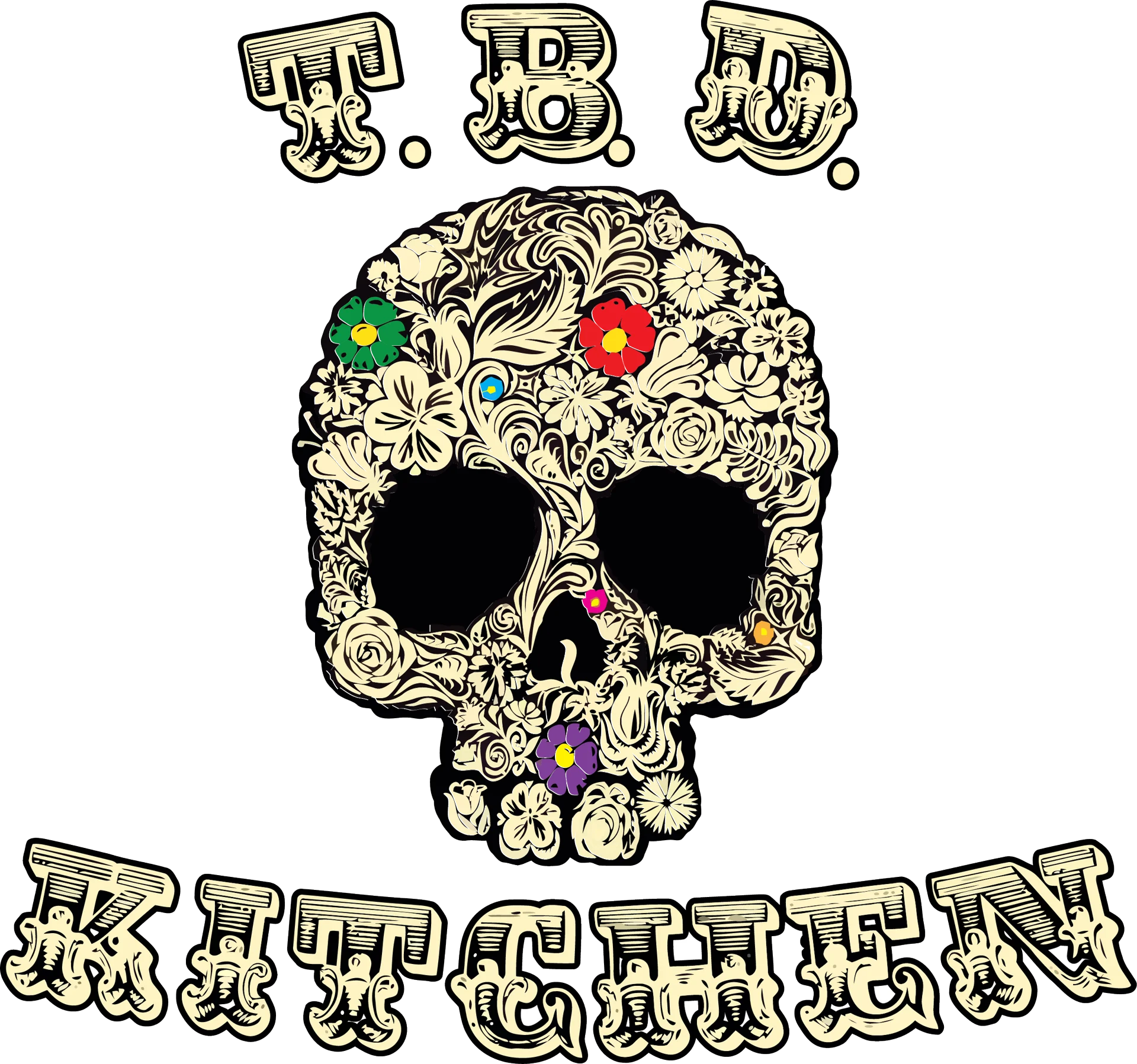 TBD Kitchen Logo