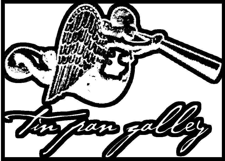 Tin Pan Gallery Symbol