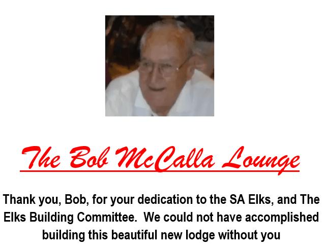 Bob McCalla pic and thank you