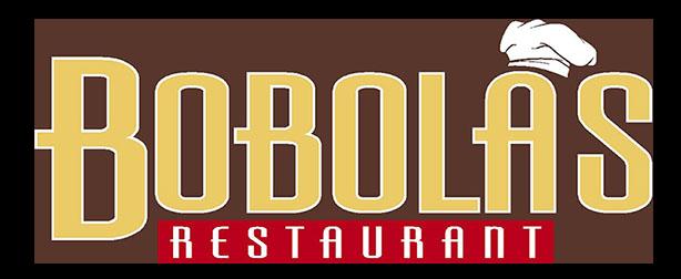 bobolas restaurant logo
